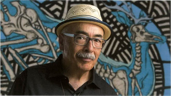 Poetry Month with 2015 U.S. Poet Laureate, Juan Felipe Herrera