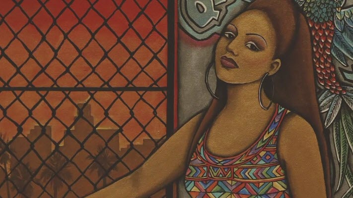 'Que Chola' continues at National Hispanic Cultural Center