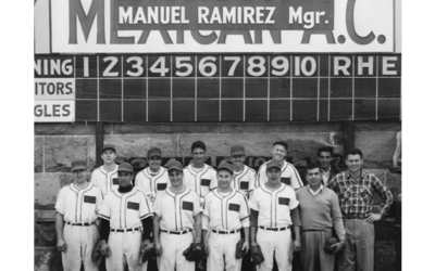 Discovering the History of Local Mexican American Baseball at the Center for Sacramento History