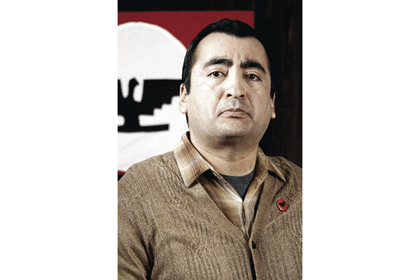 Actor returns to Ohio to reprise role as Cesar Chavez