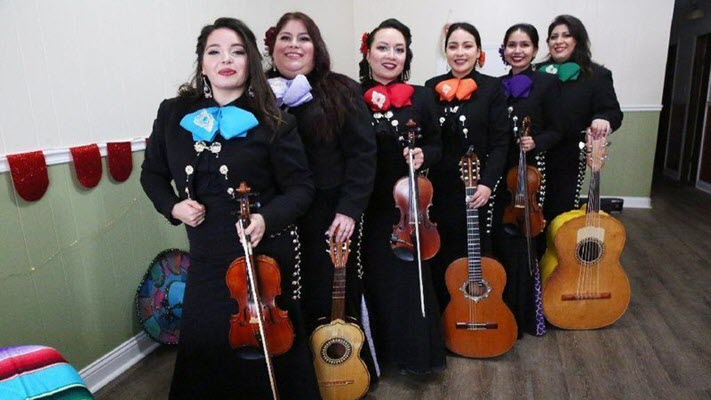 Meet the women of Mariachi Sirenas, Chicago's first all-female mariachi group