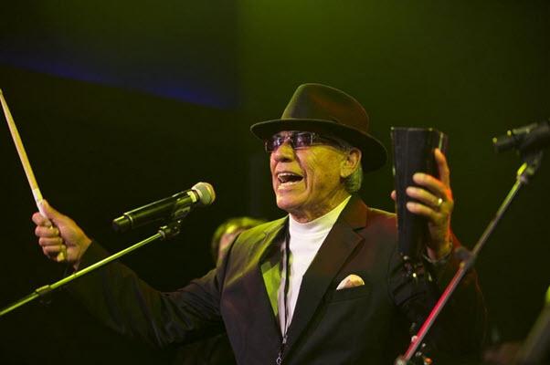 Austin's longest-running free summer concert series features Ruben Ramos, more