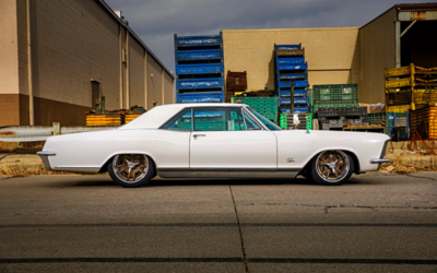 The 20-Foot Stunner: Charley Lillard's 1965 Riviera