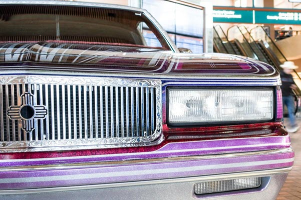 Lowriders at the Sunport: An Interview with Curator Max Baptiste