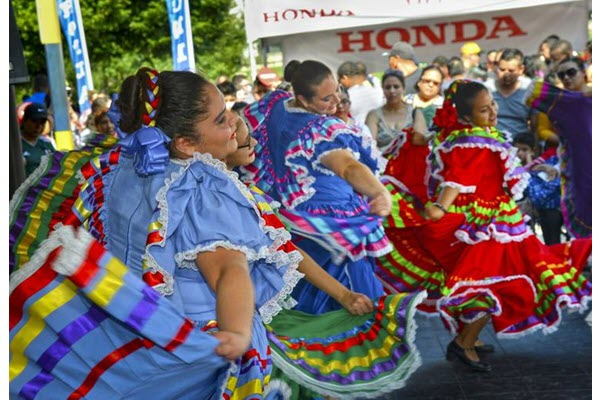 Festival Latino celebrates Latin culture in Columbus Aug. 10 & 11