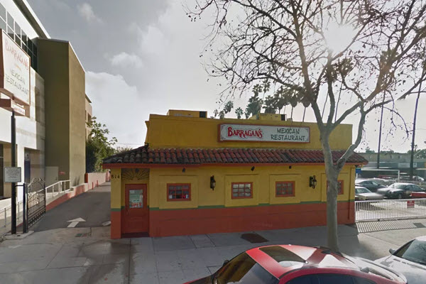 60-Year Mexican Staple Barragan's to Close in Glendale – The last in the chain