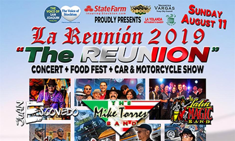 The REUNION/La Reunión Concert & Culture Festival