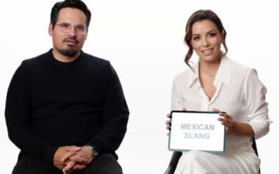 Eva Longoria And Michael Peña Are Here To School Us All On The Art Of Mexican Slang