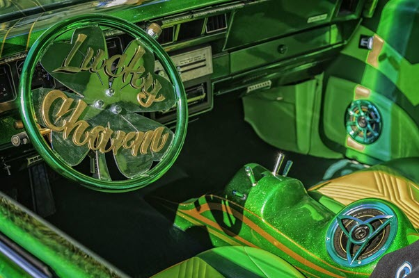 'Lowrider Excellence: The Leal Brothers' to open at Five Points with music by Los Palominos
