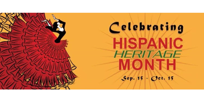 YA Friday: Hispanic Heritage Month