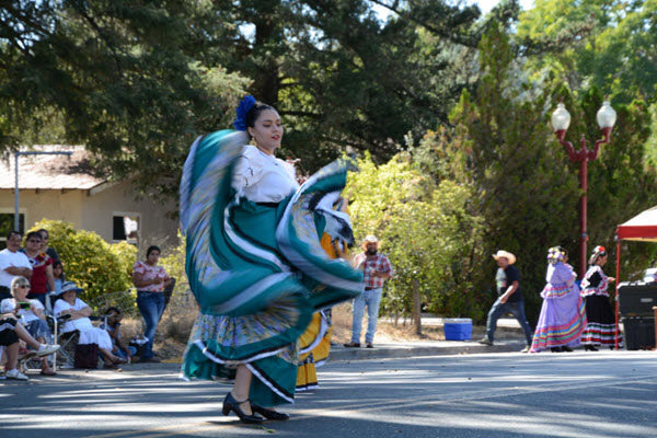 Second annual festival in Kelseyville celebrates Mexican-American culture