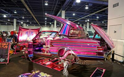 Lowriders in Vegas! See Lowrider Photos From the 2019 Las Vegas Super Show