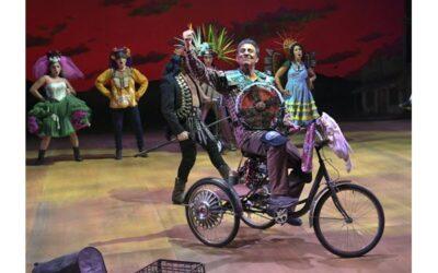 'Quixote Nuevo' ushers in a brave new world at Hartford Stage