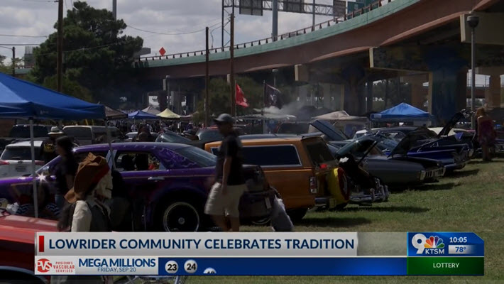 Lowrider community celebrates tradition