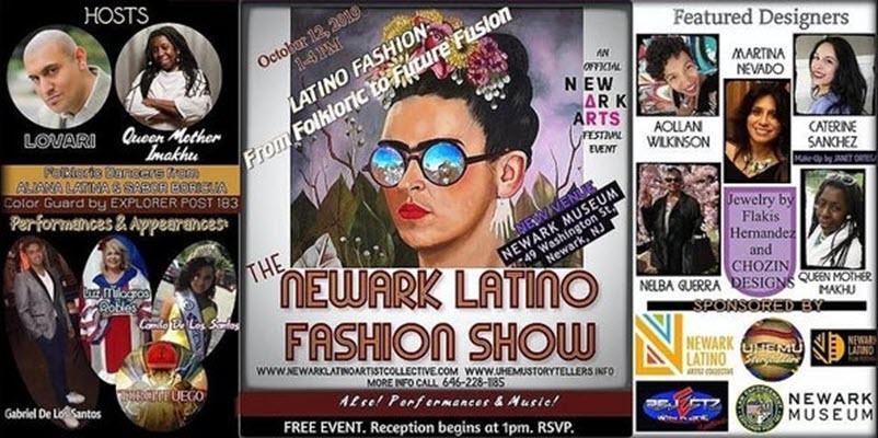 Newark Latino Fashion Show