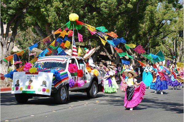 Salute 'Latinos in the 21st Century' at Pasadena's Latino Heritage Parade and Festival