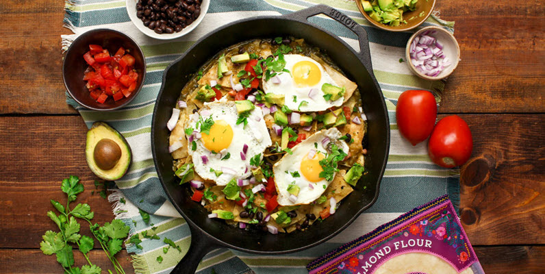 The Healthy Breakfast Chilaquiles Recipe