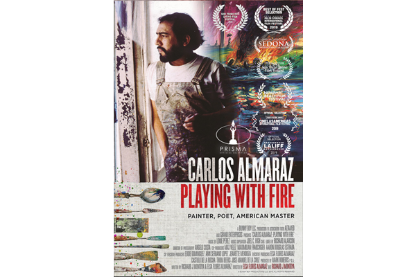 Fronteras: 'Carlos Almaraz: Playing With Fire' — The Brief, Rich Life Of Prominent Chicano Artist