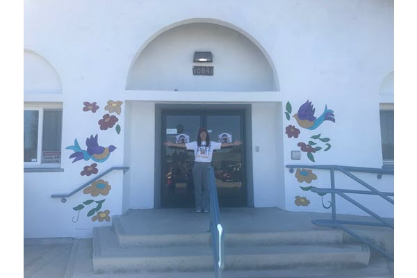 Anaheim Independencia Community Center's Mystery Mural Restored