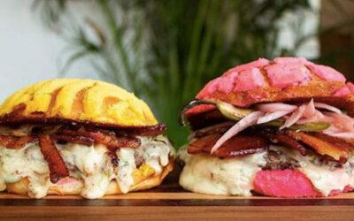 Concha-Burger: The Ultimate Mexican-American Food Mashup