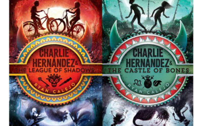 Hispanic Myths, Legends Run Amok In Miami Author's Kids Series