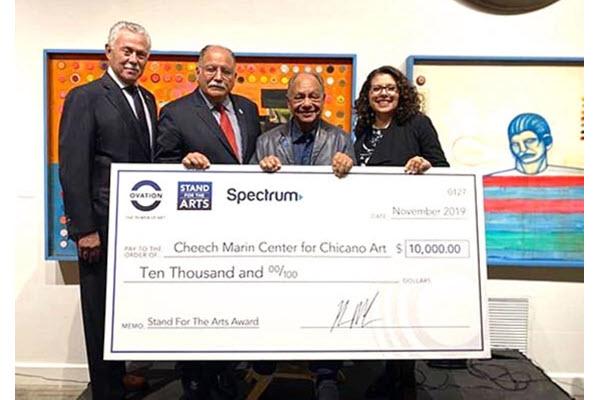 Cheech Marin Chicano art museum gets $10,000 gift