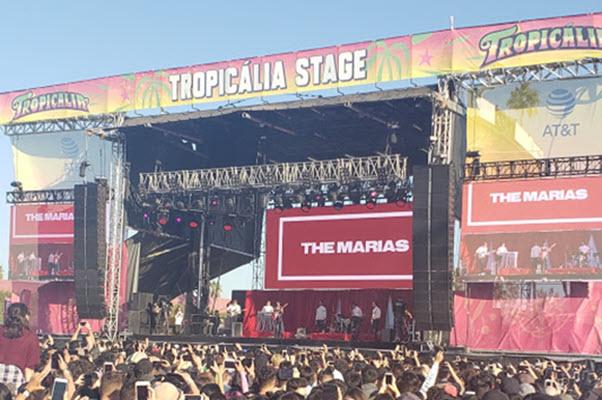 5 Things We Learned at Tropicália Fest: Cincos Cosas Que Aprendimos en Tropicália