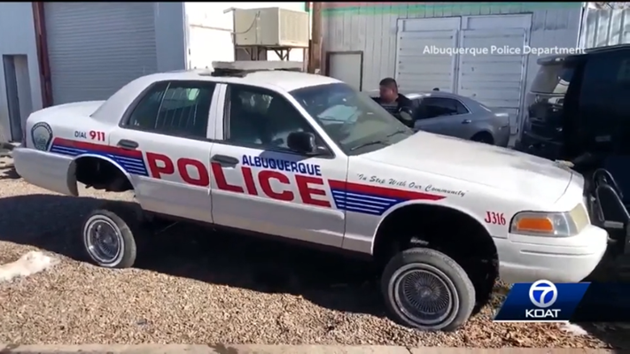 Albuquerque Police Department's lowrider project is making moves