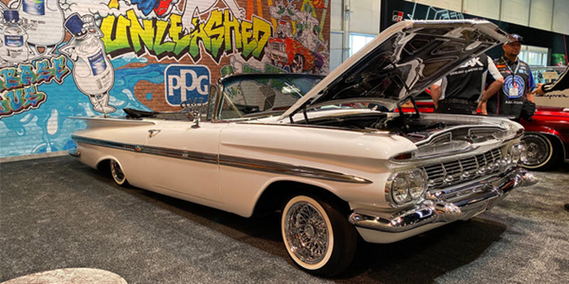 'PPG Unleashed' Draws Crowds at SEMA