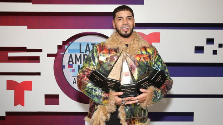 Complete List of Winners From 2019 Latin American Music Awards