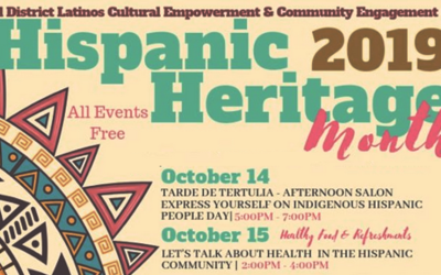 Hispanic Heritage Is Celebrated In Albany, New York