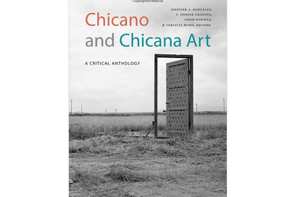 Arts professor's anthology named one of 'Best Art Books of the Decade'